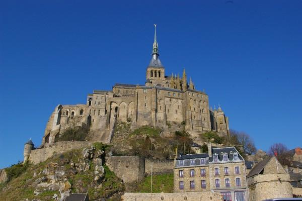 Guide conférencier Normandie - Mont St Michel