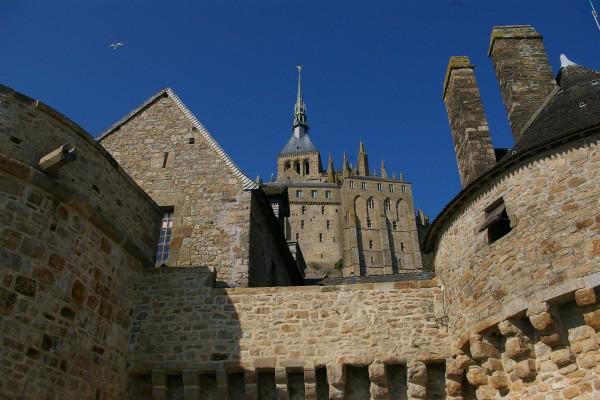 Mt. St. Michel - porte du Roy