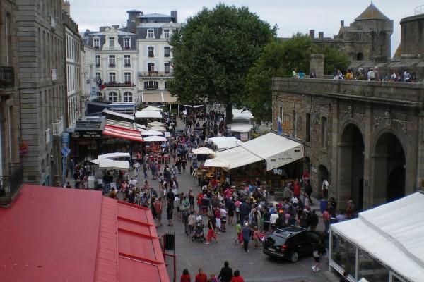 Visite Saint Malo