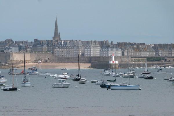 Visite guidée St Malo