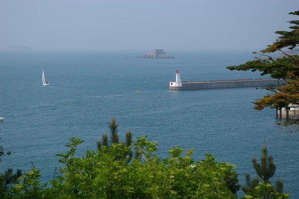Visite guidée Saint Malo