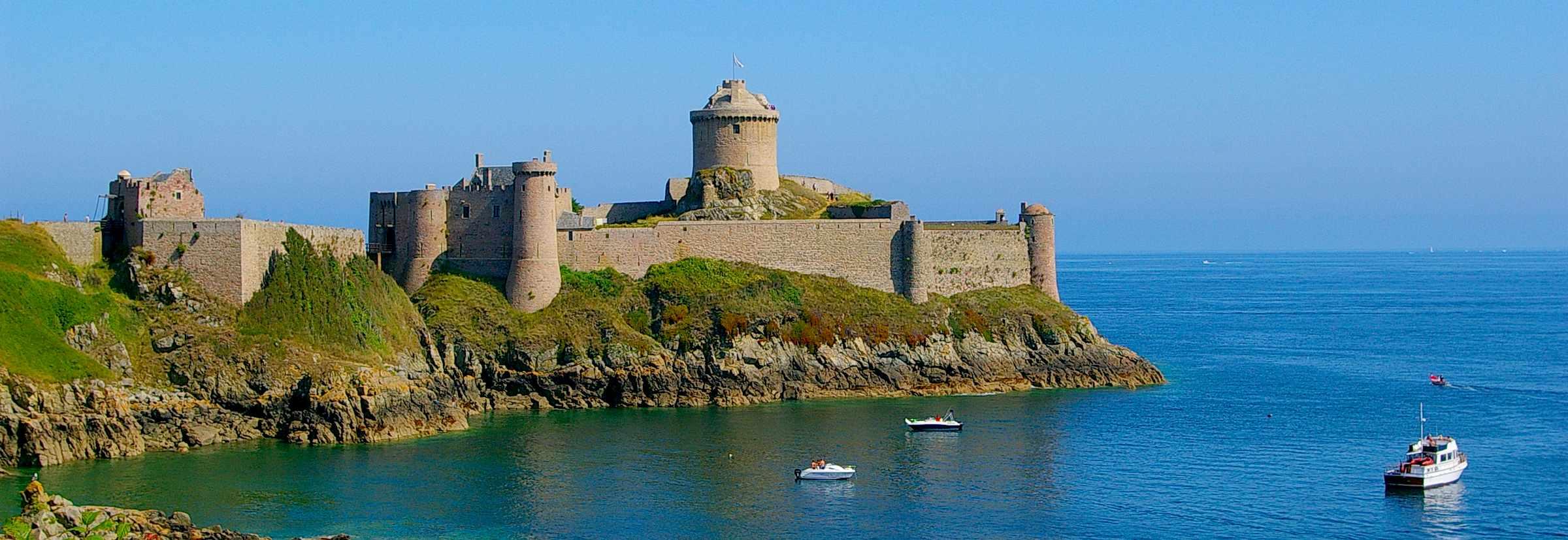 visite guidée Bretagne