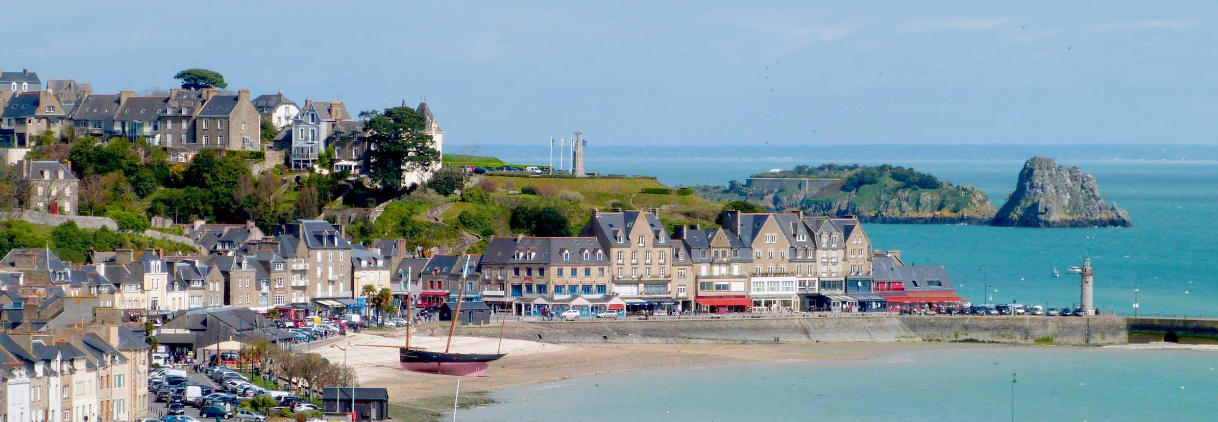 Cancale en Bretagne
